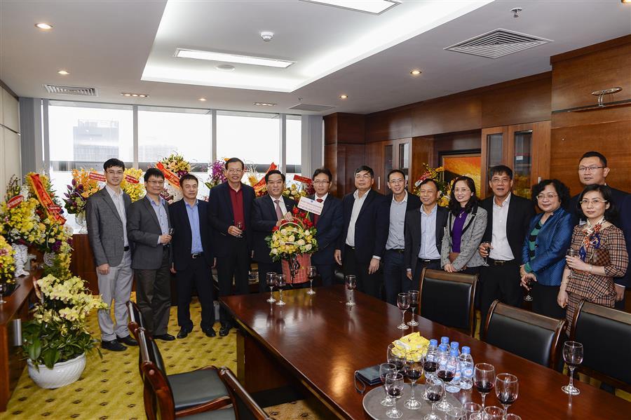 Hình ảnh đẹp Bổ nhiệm Tổng Giám đốc Tập đoàn Dầu khí Việt Nam
