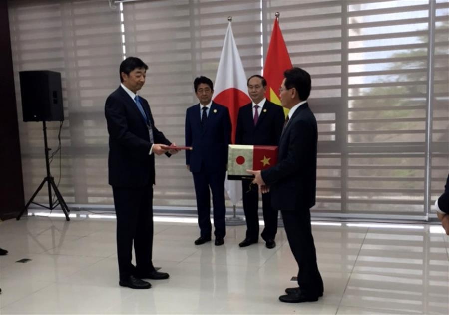PetroVietnam ký thỏa thuận hợp tác khí và điện – khí với Mitsui : Tin tức