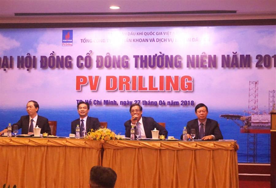 Hình ảnh đẹp Đại hội đồng cổ đông PV Drilling đặt mục tiêu doanh thu đạt 3.000 tỷ đồng