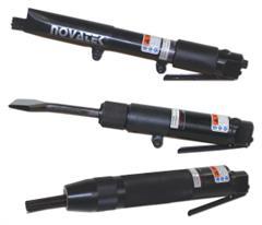 Súng gõ rỉ Novatek - Inline Needle scalers : Sản phẩm