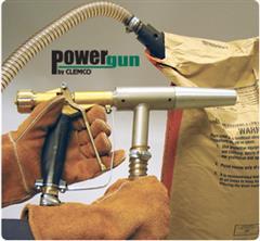 Súng bắn cát SG 400 Clemco power gun : Sản phẩm