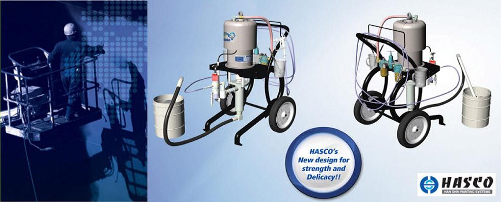Hasco : Dịch vụ